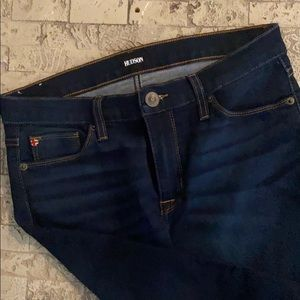 NEW Hudson Cropped Jeans Size 28